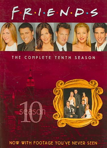 FRIENDS:COMPLETE TENTH SEASON BY FRIENDS (DVD)